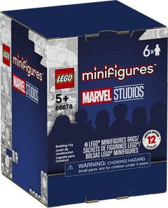 LEGO Minifiguras Marvel Studios 6 Pack 66678
