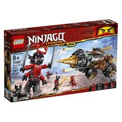 LEGO® NINJAGO® 70669 Perforadora de Cole