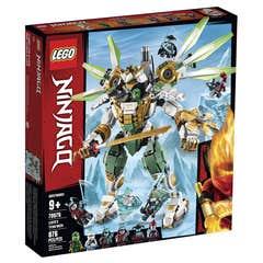 Lego 70676 Robot Titánico de Lloyd
