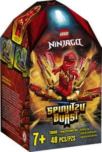 LEGO® NINJAGO® 70686 Spinjitzu Explosivo: Kai