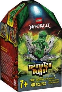 LEGO® NINJAGO® 70687 Spinjitzu Explosivo: Lloyd