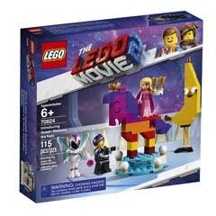 LEGO® Movie 2 70824 Se Presenta la Reina Soyloque Quiera