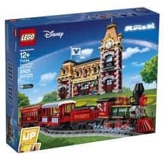 Lego 71044 Tren y Estación Disney