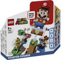 LEGO® Super Mario 71360 Pack Inicial: Aventuras con Mario