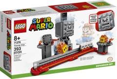 LEGO® Super Mario 71376 Set de Expansión: Caída de Don Pisotón
