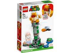 LEGO Super Mario Set de Expansión: Torre bamboleante del Hermano Sumo Jefe 71388