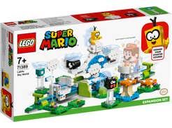 LEGO Super Mario Set de Expansión: Mundo aéreo del Lakitu 71389