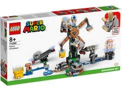 LEGO Super Mario Set de Expansión: Derribo de los Reznors 71390