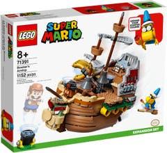 LEGO Super Mario 71391 Set de Expansión: Aeronave de Bowser