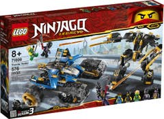 Lego 71699 Caza Terrestre del Trueno