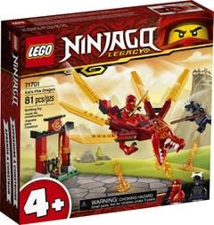 LEGO® NINJAGO® 71701 Dragón de Fuego de Kai