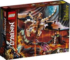 LEGO® NINJAGO® 71718 Dragón de Batalla de Wu