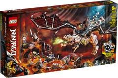 LEGO® NINJAGO® 71721 Dragón del Brujo de los Muertos