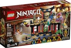 LEGO® NINJAGO® 71735 Torneo de los Elementos