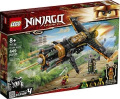 LEGO® NINJAGO® 71736 Destructor de Roca