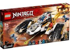 LEGO NINJAGO Vehículo de Asalto Ultrasónico 71739