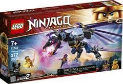 LEGO NINJAGO Dragón de Overlord 71742