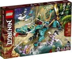 LEGO NINJAGO Dragón de la Jungla 71746