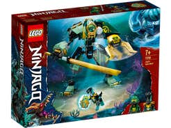 LEGO NINJAGO Robot Hidro de Lloyd 71750