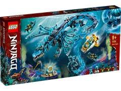 LEGO NINJAGO Dragón de Agua 71754