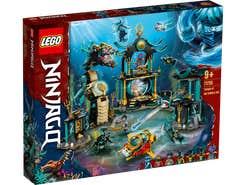 LEGO NINJAGO Templo del Mar Infinito 71755