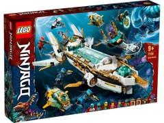 LEGO NINJAGO Navío Hidro 71756