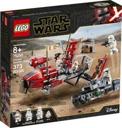 LEGO® Star Wars™ Episode IX 75250 Trepidante Persecución en Pasaana