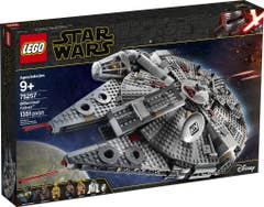 LEGO® Star Wars™ Episode IX 75257 Halcón Milenario