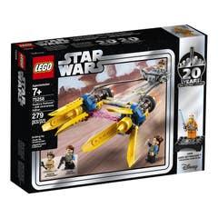 LEGO® Star Wars™ 75258 Vaina de Carreras de Anakin (Edición 20 Aniversario)