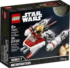 Lego 75263 Microfighter: Y-wing™ de la Resistencia