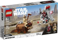 LEGO® Star Wars™ 75265 Microfighters: Saltacielos T-16 vs. Bantha™