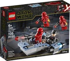 LEGO® Star Wars™ Episode IX 75266 Pack de Combate: Soldados Sith