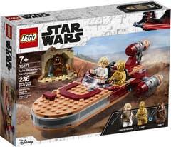 LEGO Star Wars Speeder Terrestre de Luke Skywalker 75271