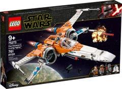LEGO® Star Wars™ Episode IX 75273 Caza Ala-X de Poe Dameron