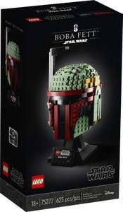 LEGO® Star Wars™ 75277 Casco de Boba Fett™