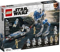 LEGO® Star Wars™ 75280 Soldados Clon de la Legión 501