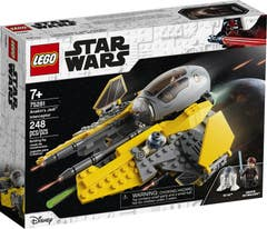 LEGO® Star Wars™ 75281 Interceptor Jedi™ de Anakin 103475281
