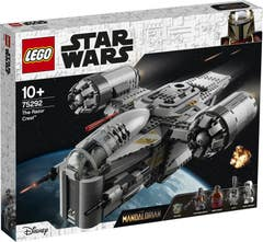LEGO® Star Wars™ Mandalorian 75292 Transporte de Cazarrecompensas de The Mandalorian™