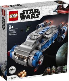 LEGO® Star Wars™ 75293 Transporte I-TS de la Resistencia