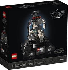 LEGO StarWars 75296 Cámara de Meditación de Darth Vader