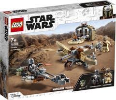 LEGO® Star Wars™ 75299 Problemas en Tatooine