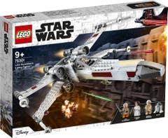 LEGO Star Wars Caza X-wing de Luke Skywalker 75301