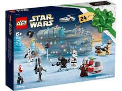 LEGO Star Wars Calendario de Adviento 75307