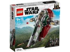 LEGO Star Wars Nave Espacial de Boba Fett 75312