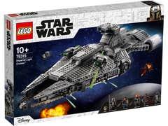 LEGO Star Wars Crucero Ligero Imperial 75315