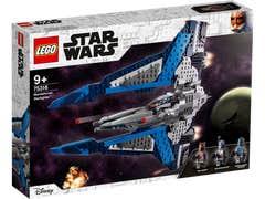 LEGO Star Wars Caza Estelar Mandaloriano 75316