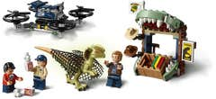LEGO® Jurassic World 75934 Escape del Dilofosaurio