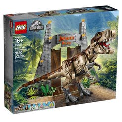 LEGO® Jurassic World™ 75936 Parque Jurásico: Caos del T. rex