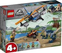LEGO® Jurassic World™ 75942 Velocirraptor: Misión de Rescate en Biplano 103475942