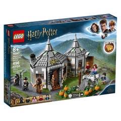 LEGO® Harry Potter™ 75947 Cabaña de Hagrid: Rescate de Buckbeak
